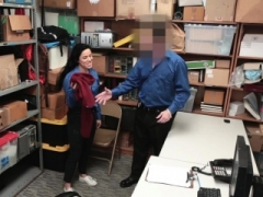 ShopLyfter - LP Officer Humiliates Clever Teenage Thief