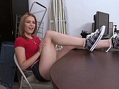 19 years old pussy Abby Paradise