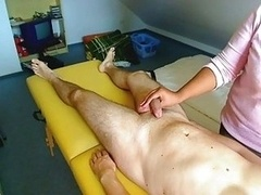 Inexperienced Handjob Huge Ejaculation