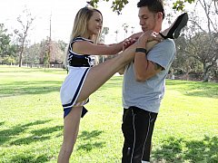 You are so flexible!