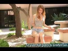 Bethany girls porn teen Amatrur A Beautiful Natural Redhead
