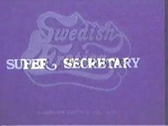 Swedish Erotica - Super Secretary