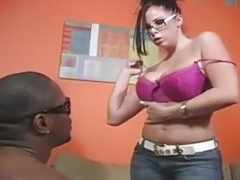 BBC Gets down and dirty Himself A Unique Girlfriend Hard Screaming Moaning