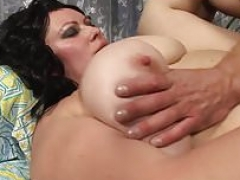 Glamorous tasty cum bucket of Bitch pulsates wide open for sizeable worship