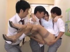 アジア人, フェラチオ, 大学生, 日本人