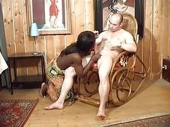Black French Gal interracial 1