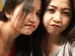 Tong Talking about porno