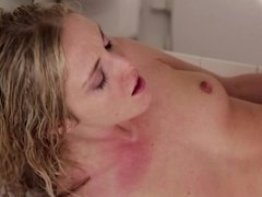 Blonde, Sucer une bite, Hard, Gicler