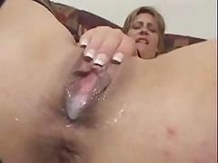 Vagina Internal cumshot Compilation