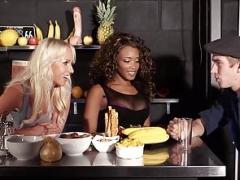 Brazzers - Shes Gonna Squirt - Carla Cox Kiki Minaj and furthermore Dann
