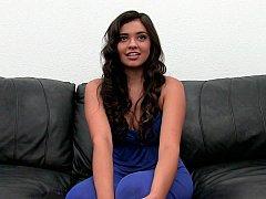 18 años, Amateur, Entrevista, Adolescente