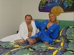 Hot German Old Couple Sex