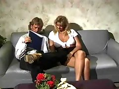 slutty blonde wife is shared