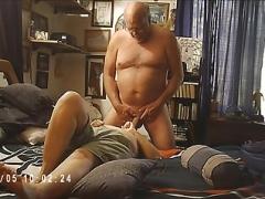Throat Having an intercourse and Spanking my Floozy Debbie