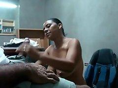 lacting handjob 2