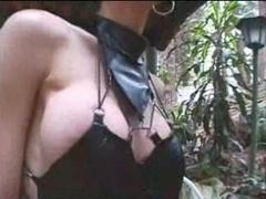 Fetish Ladyboy Penetrated Outdoo...