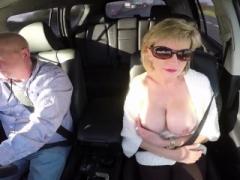Unfaithful english grown-up woman sonia showcases her huge titt