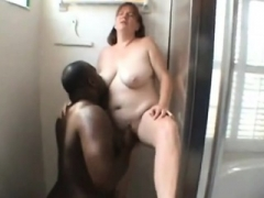 Interracial cuckold wife non-professional sex vid