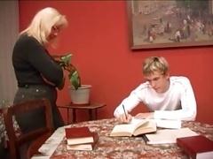 Blond, Moeder, Russisch