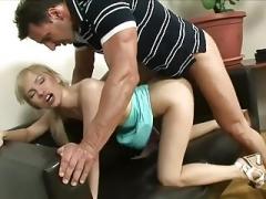 Youthful slut fucked by her boss