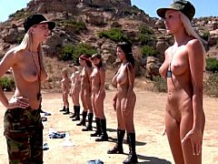 Culo, Culo grande, Rubia, Grupo, Lesbiana, Desnudo