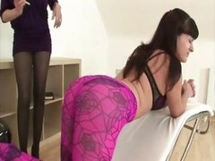Watch lezdom mature brit spank kitten