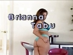 Breanna Tabu Sexy Latina Fellatio