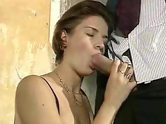 Mature house french sex