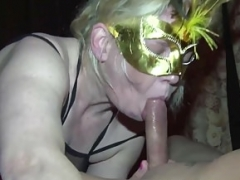 Grannie Countess Orgasm! Nasty! Group orgy with BBW!
