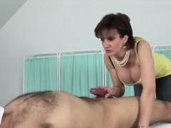 Unfaithful british aged woman sonia flaunts her heavy tits5