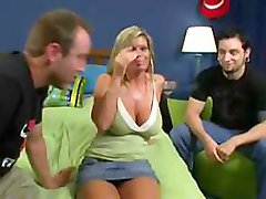 Kristal Summers has an intercourse in front of her boyfriend for some cash