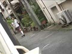 Japanese Undies-Down Sharking - Students Pt two- CM