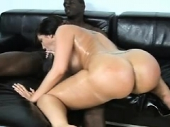 BBC for Thick White Eager mom on Cam