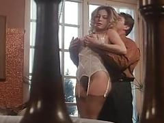 Moana Pozzi making rectal sex in Intimita Anale (1990)