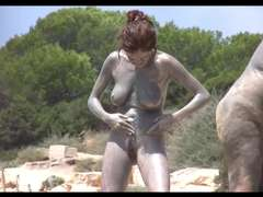 Naked Beach Voyeur HD Flick Teaser