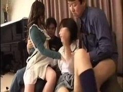 Hot Asian Groupsex
