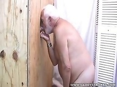 Curvy Daddy Gives head Out A Load