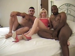 interracial three some 1