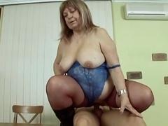 kiki heavyweight granny