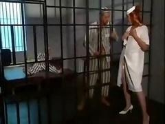 Gafängnis, Krankenschwester, Rotschopf