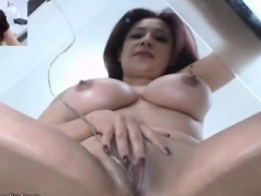 Positively Amateur Indian Desi 18-19 year old Squirting On Webcam