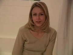 Blonde Shower