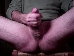 Pajearse, Orgasmo, Chorro