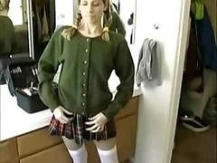 Yummy Schoolgirl Love hole