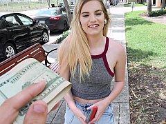 Geld, Im freien, Pov, Öffentlich, Muschi, Jungendliche (18+)