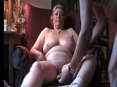 Check My Mom i`d like to fuck Mature non-professional wife playing with pussy