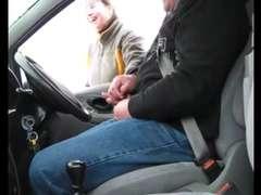 Handjobs in public (mega compilation + audio)