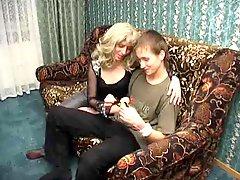 Мамочка, Русские, Сыновья