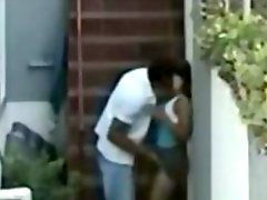 Students Caught By Spycam By Neighbo...