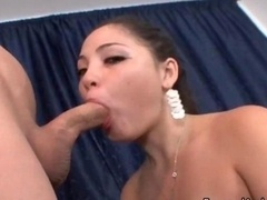 Slutty Turkish whore loves sucking